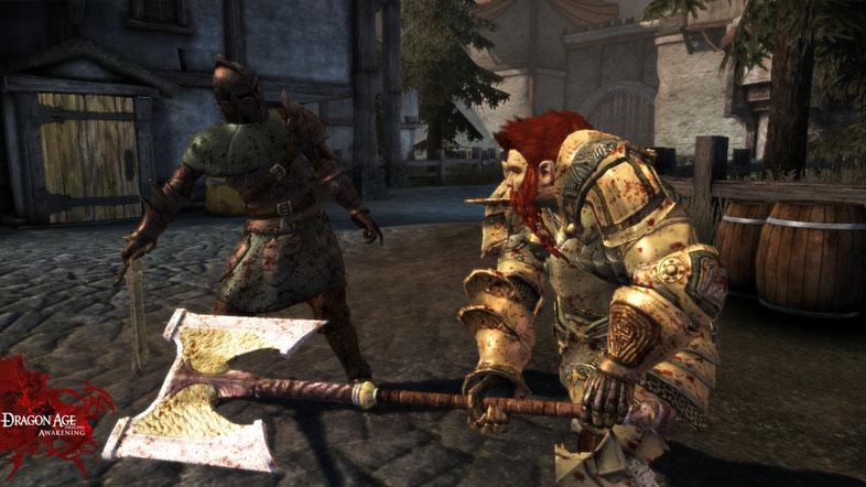Dragon Age Bioware Video Games Rpg Fantasy Art: And Here We Go Again... Ecco A Voi Oghren!! (di Nuovo