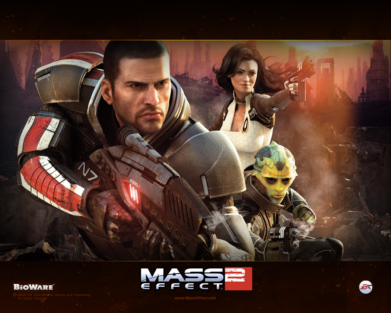 Mass Effect 3: Digital Deluxe Edition (2012) PC | Repack от R.G. Catalyst