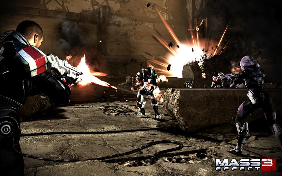 Mass Effect 3 Pre-order M55