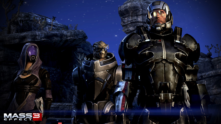 Mass Effect Update v1.03.5427.46 RELOADED