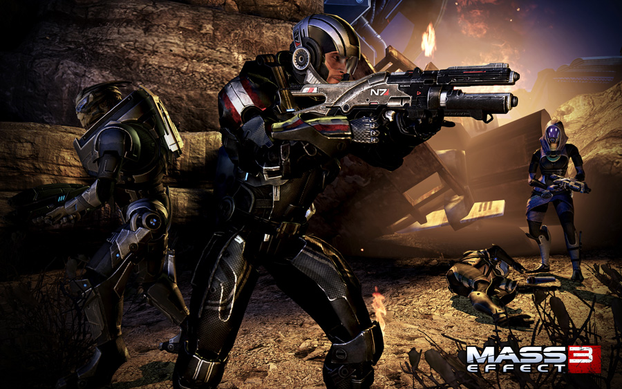 Mass Effect 3 v1.1.5427.4 Update RazorDOX