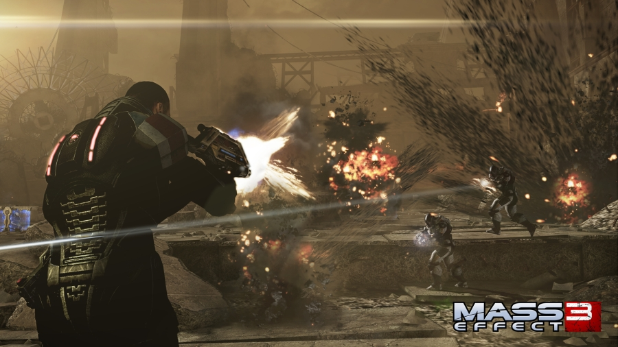 Mass Effect 3 Extended Cut DLC RELOADED