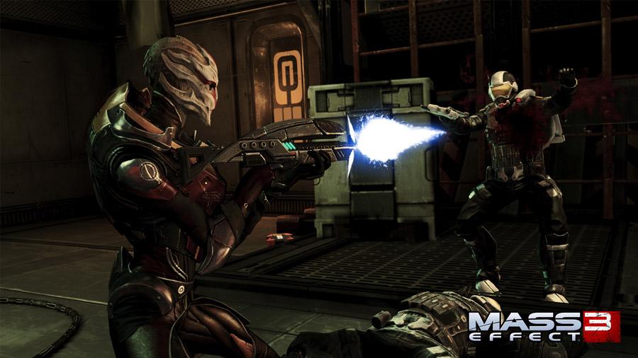 Mass Effect 3 Omega DLC CRACKED
